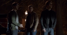 Jeremy, Matt and Stefan 5x21