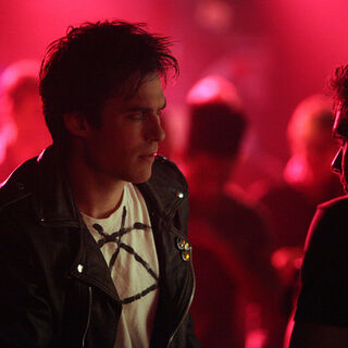 Damon and Will in 4x17