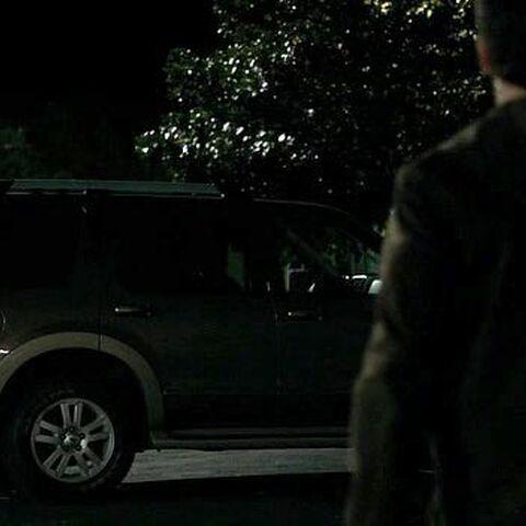 Logan's SUV