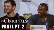 The Originals Panel Part 2 - Comic-Con 2014-2