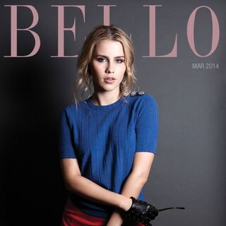 Bello — Mar 2014, United States, Claire Holt