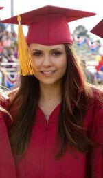 Elena Graduation