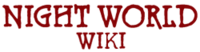 Night World Wiki Wordmark