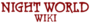 Night World Wiki Wordmark