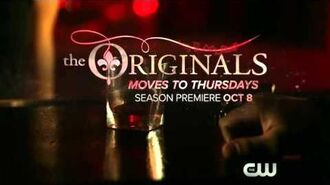 """The Originals - Season 3 Promo 2 """"This Bloods For You"""" The CW HD"""