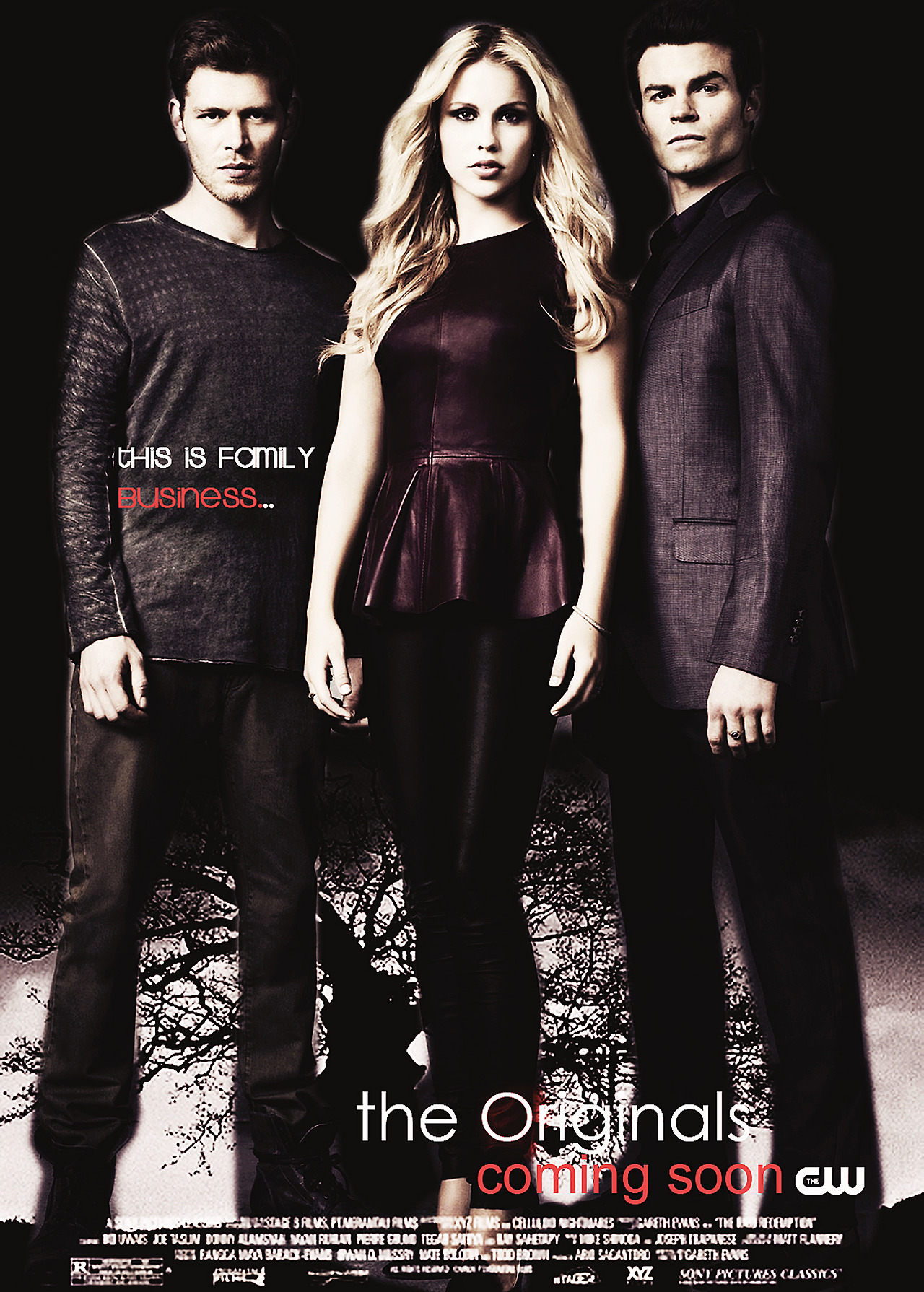 The Originals TV Series Entertainment Background Wallpapers on