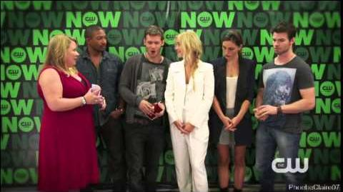 The Originals - Cast Answers Fans' Questions