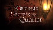 Secrets from quarter