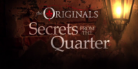 The Originals Secrets from the Quarter