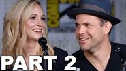 The Vampire Diaries Panel Part 2 - Comic Con 2016