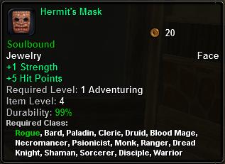 HermitsMask