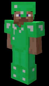 Emerald Armor | VanillaPLUS Wiki | Fandom powered by Wikia