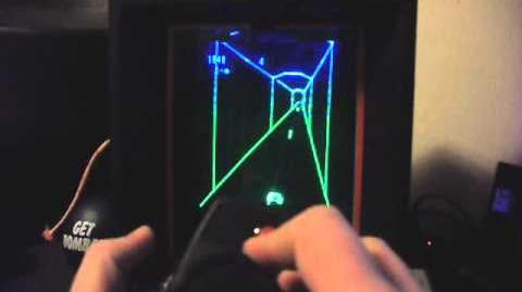 Modified Atari 2600 Paddle Controller for the Vectrex Arcade System