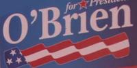 Bill O'Brien presidential campaign, 2016