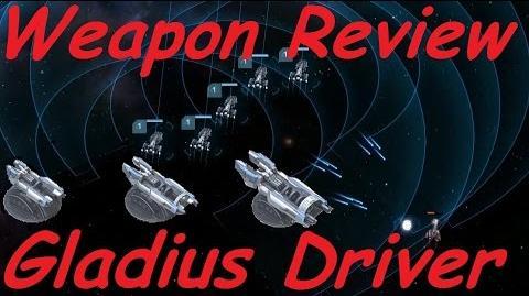 Vega Conflict - Gladius Driver Review