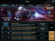 VEGA Conflict Riot II Rewards