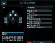 Valkyrie specs in chinese