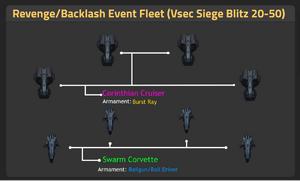 Vsec Siege 2 Blitz 20-50