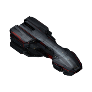VEGA Conflict Corinthian Cruiser Mk1