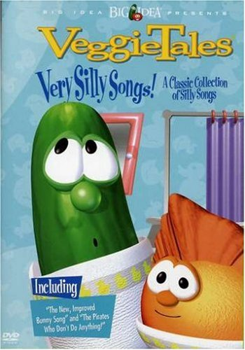 Very Silly Songs   VeggieTales - the Ultimate Veggiepedia ... Veggie Tales Larry The Cucumber And Bob The Tomato