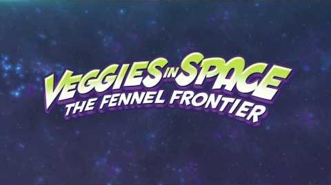 "VeggieTales ""Veggies In Space"" Teaser Clip"