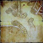Dead Jailor Treasure Map