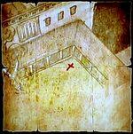King Dracos Treasure Map