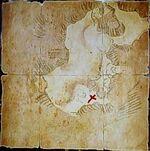 Jacks Treasure Map