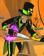 Hazmat magician