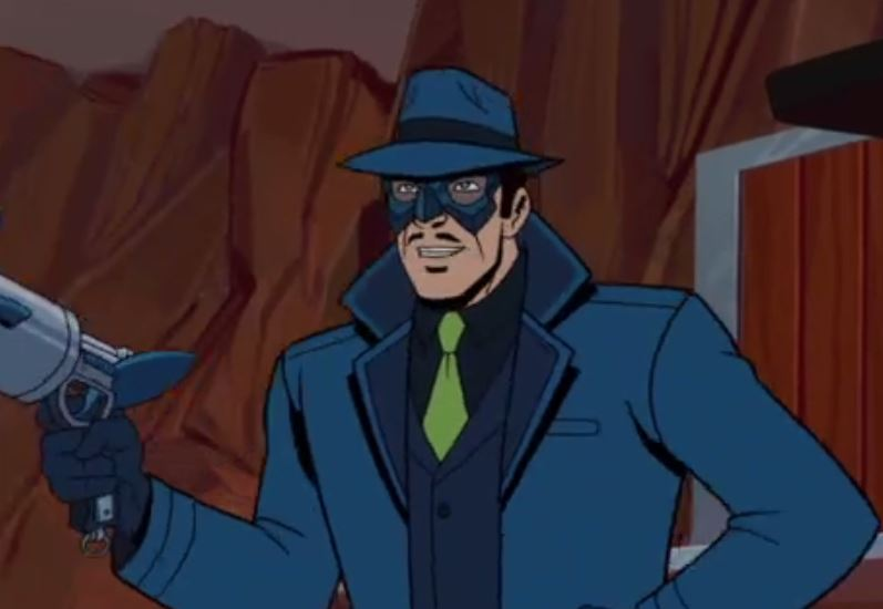 The Blue Morpho | Venture Brothers Wiki