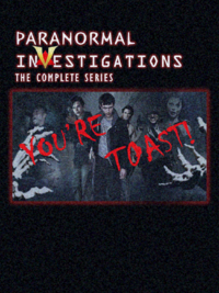 Paranormal Investigations DVD Cover