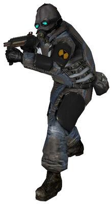 Overwatch Soldier mp7