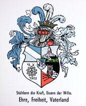 Wappen TV Markomannia