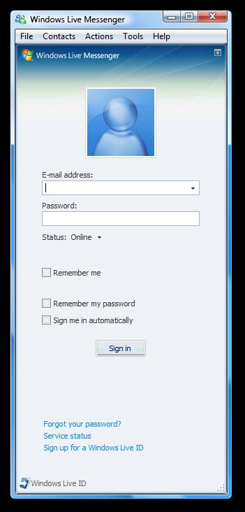 messenger hotmail descargar gratis