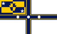 Pennsylvania State Flag Proposal No 25 Designed By Stephen Richard Barlow 02 SEP 2014