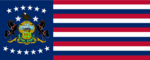 Pennsylvania State Flag Proposal No 9 Designed By Stephen Richard Barlow 01 SEP 2014 at 1345hrs cst