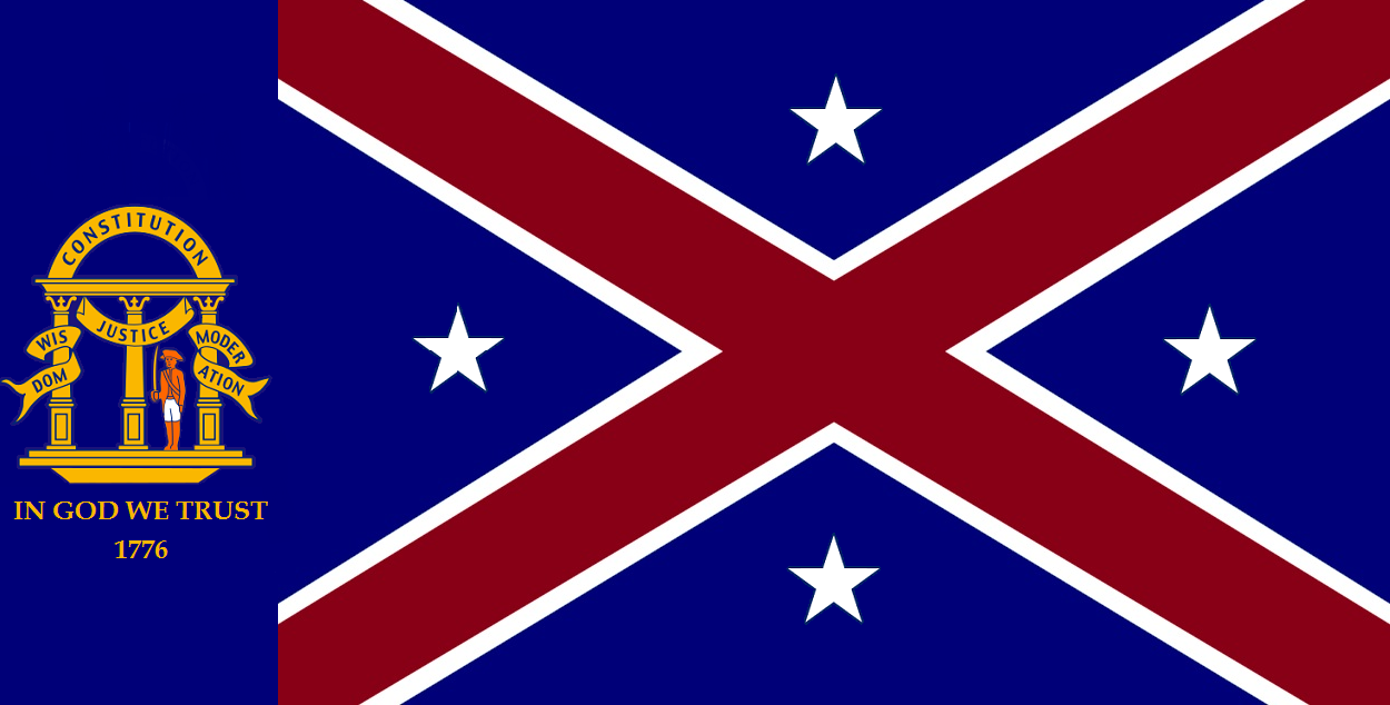 Georgia (USA state) | Vexillology Wiki | Fandom powered by Wikia
