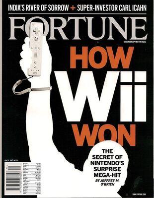 Fortune wii