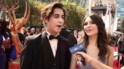 Victoria Justice & Avan Jogia at the Creative Arts Emmy Awards 2011