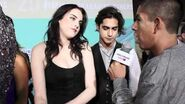 Liz Gillies & Avan Jogia Interview
