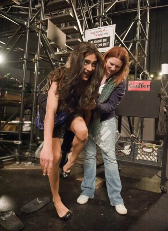 Victorious tori and beck are dating