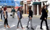 Girls Walk