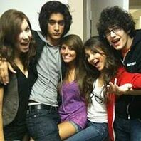 Victoria, Matt, Avan, and others
