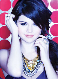 Selena gomez kiss and tell 0909