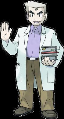 Professor Oak Real