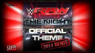"""WWE """"The Night"""" (2014 Remix) iTunes Release by CFO$ ► Monday Night RAW NEW Theme Song-0"""