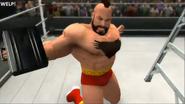 Bret Hart wins Money in the Bank