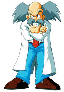Dr. Wily Real