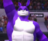 Big the cat vgcw