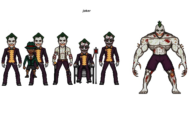 Image - Joker.jpg | Video Games-microheroes Wiki | Fandom ...